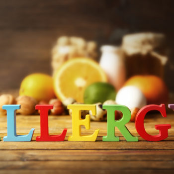 food allergies and sensitivity