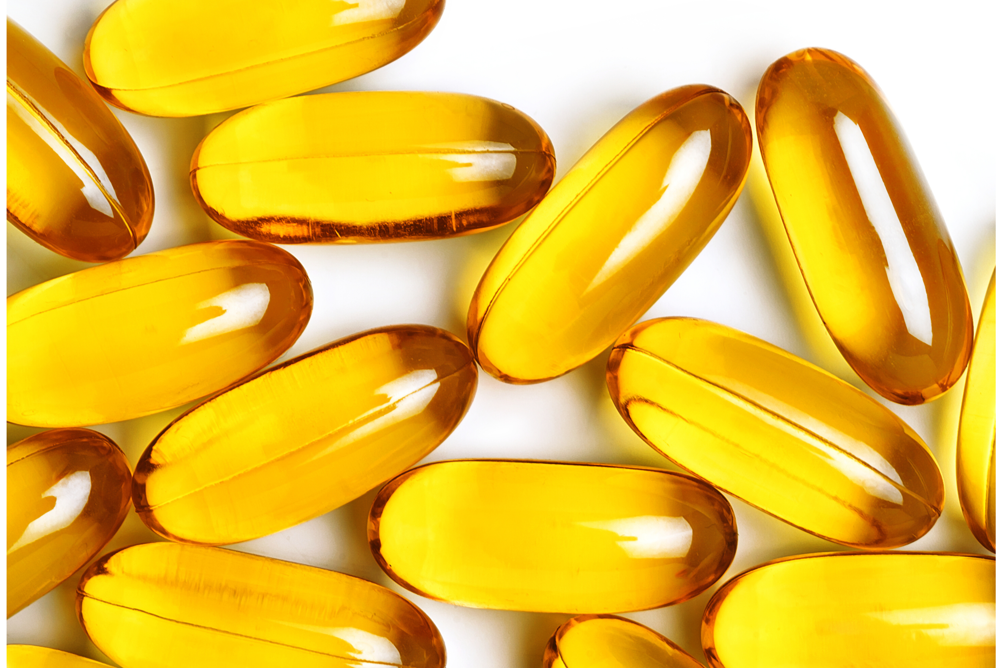 Fish oils can help treat anxiety